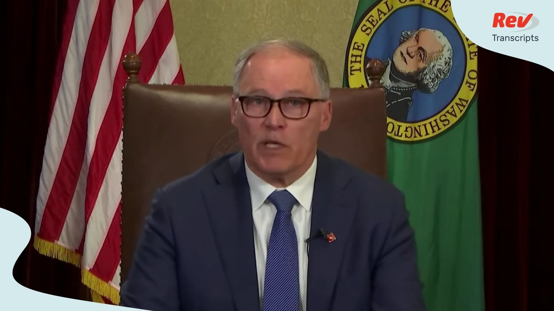 Jay Inslee Coronavirus Briefing March 23