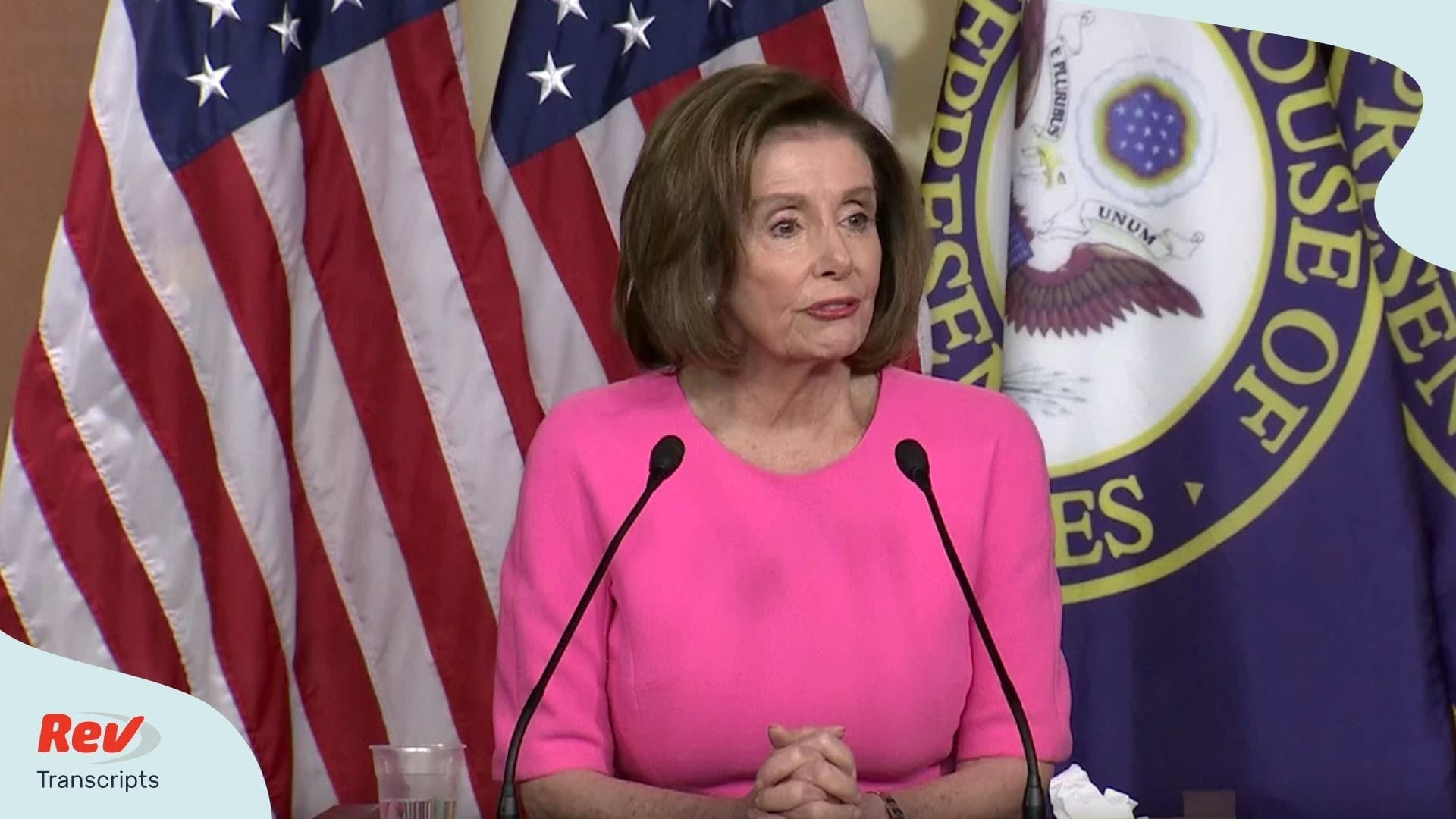 Nancy Pelosi Press Conference March 26