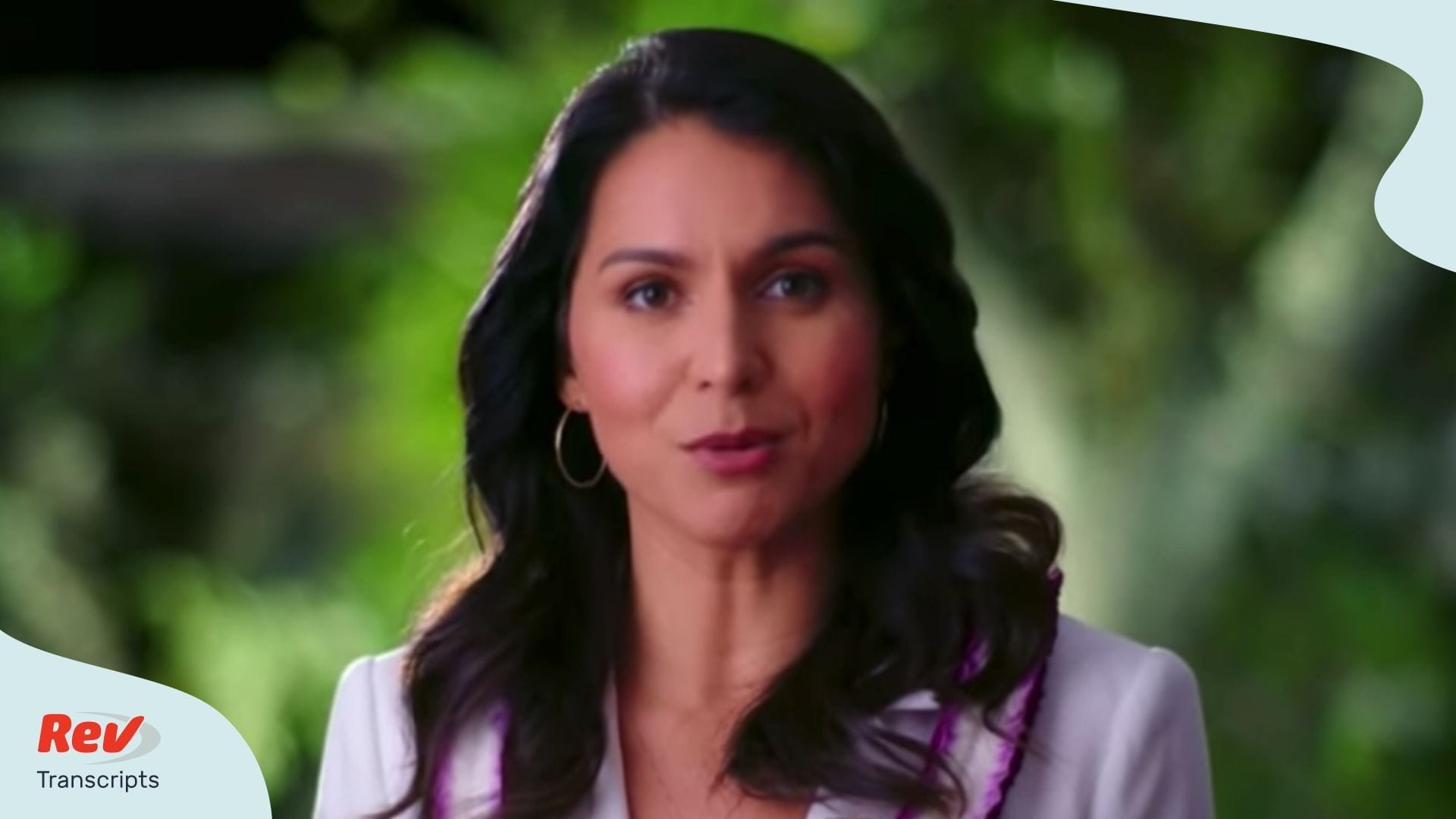 Tulsi Gabbard Drops Out Endorses Biden Transcript