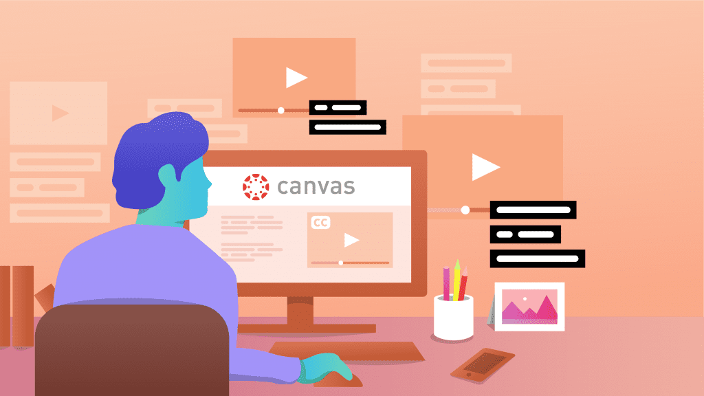 Adding Captions and Subtitles to Canvas