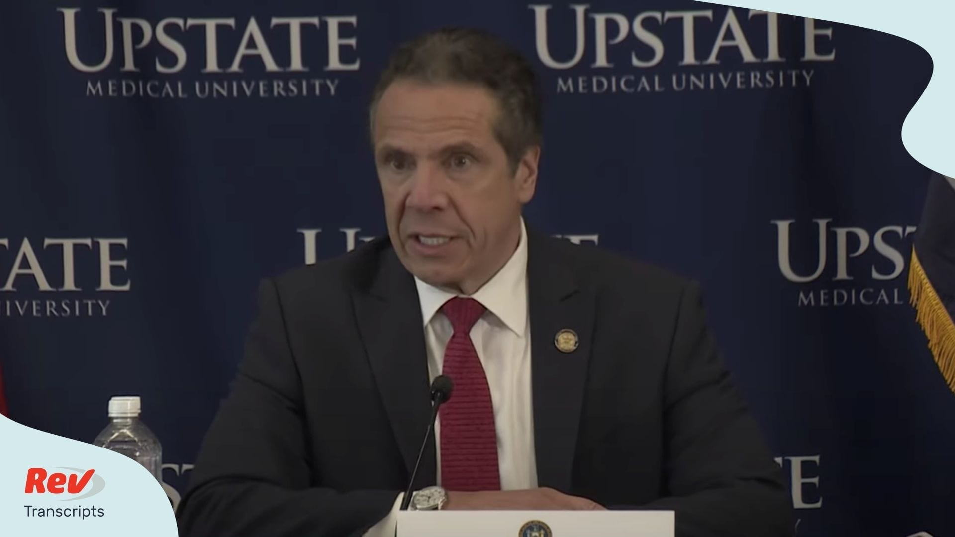 Andrew Cuomo Briefing April 28