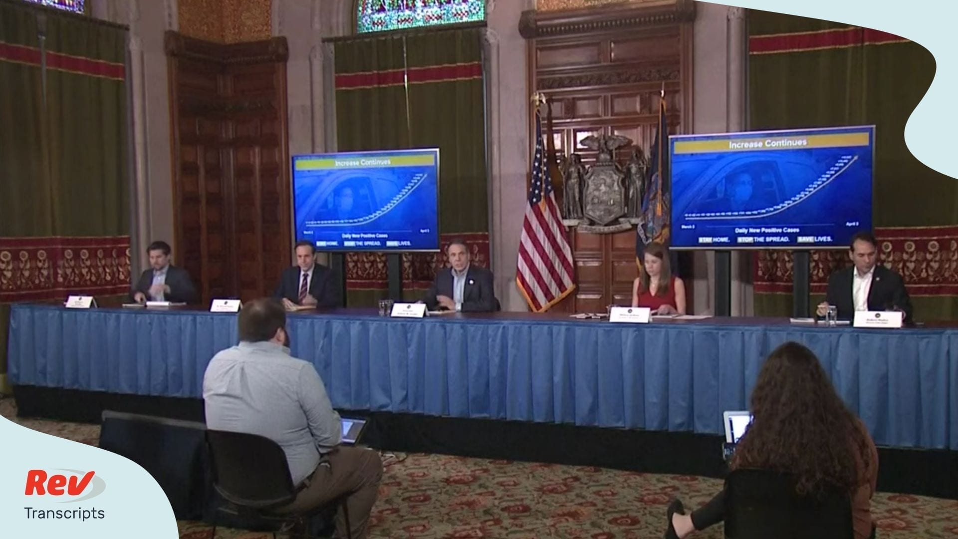 Andrew Cuomo Briefing April 5 COVID 19 New York