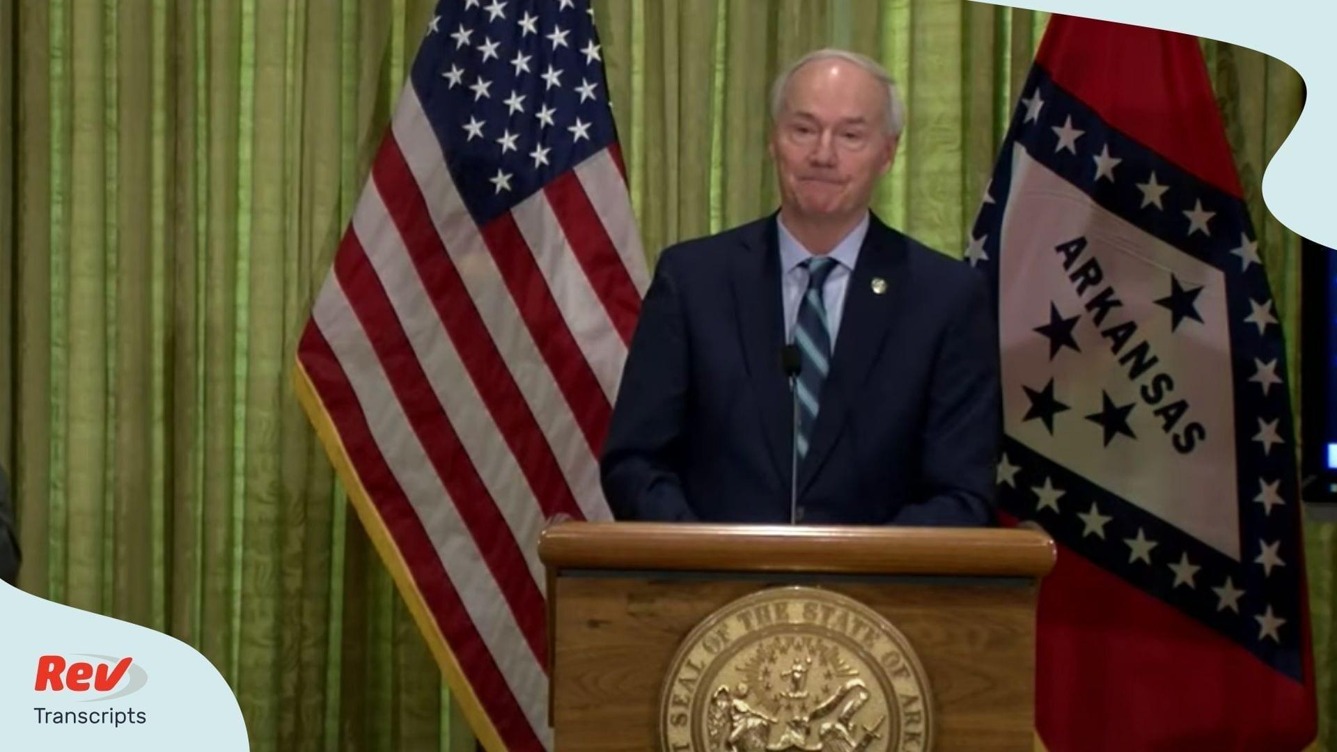 Arkansas Briefing April 13