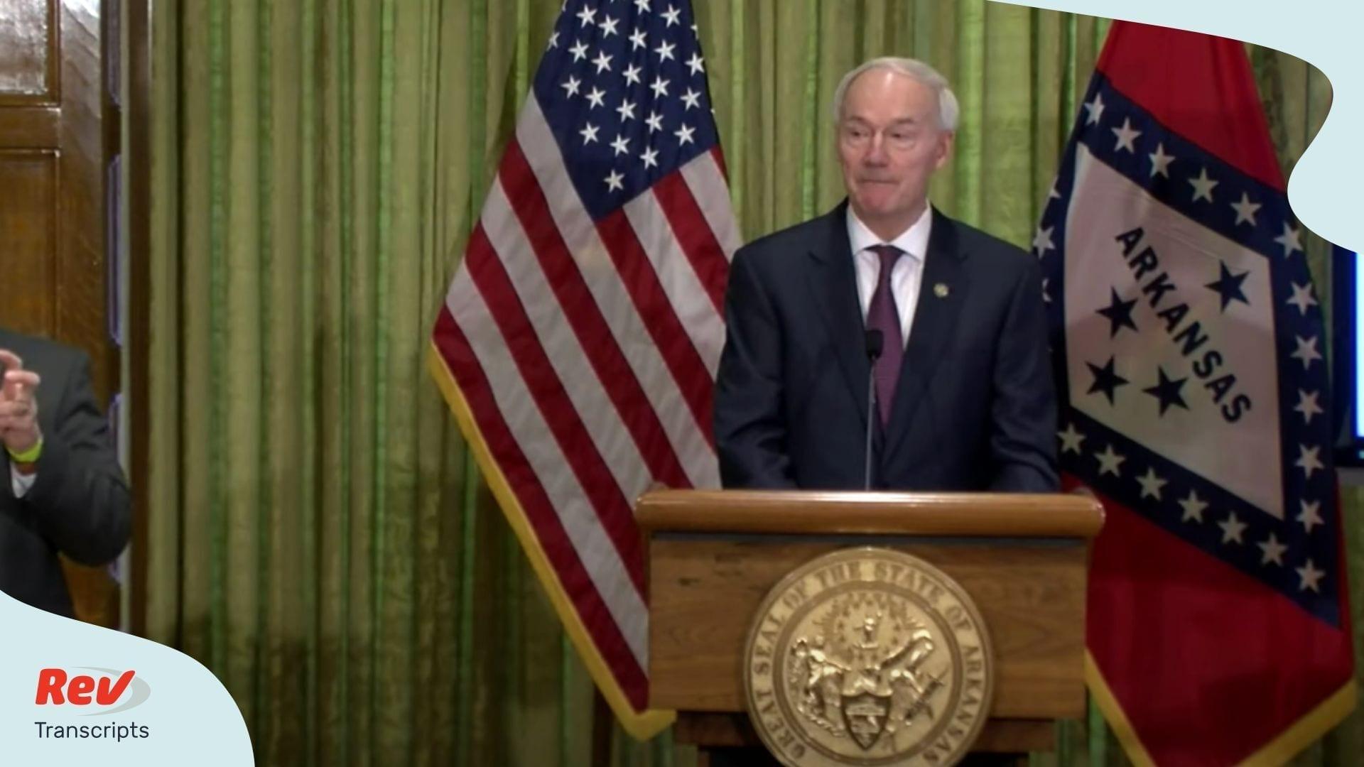 Arkansas Briefing April 14