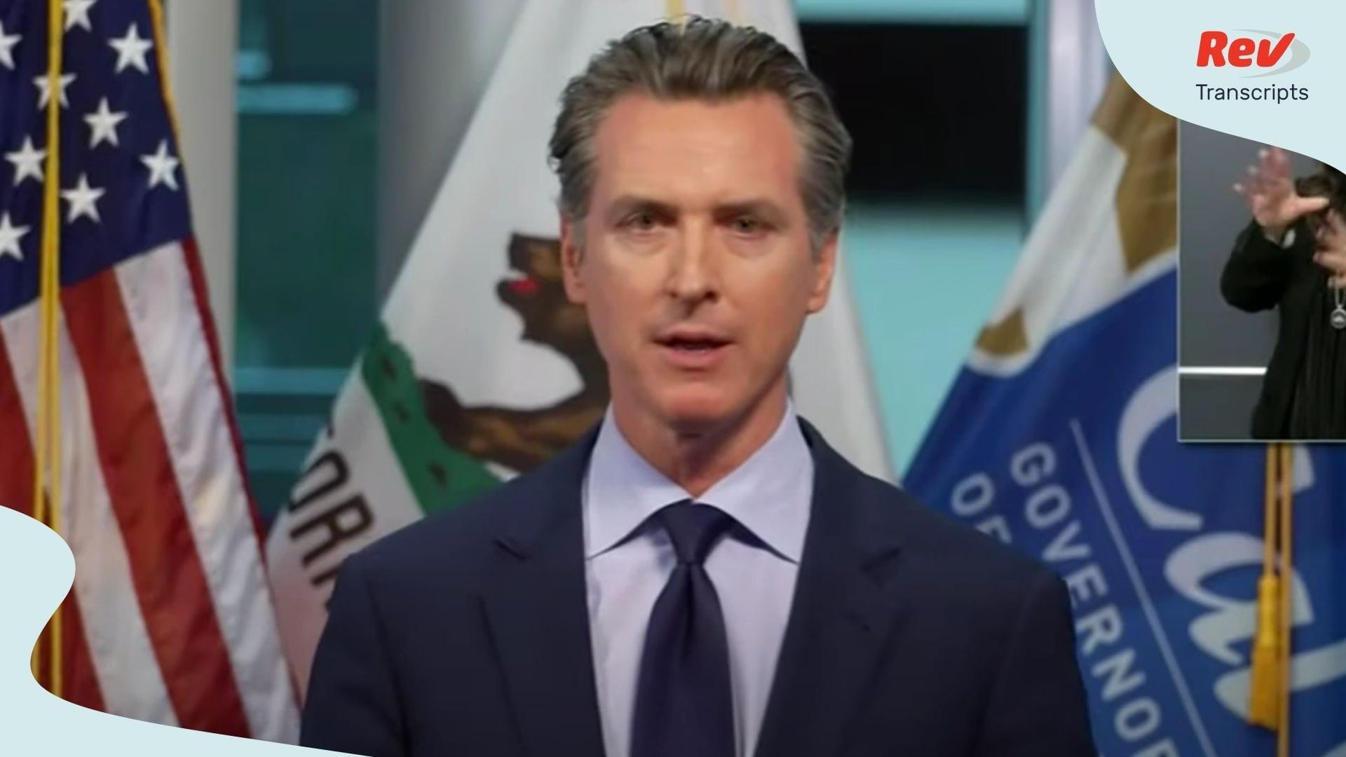 California Briefing April 10
