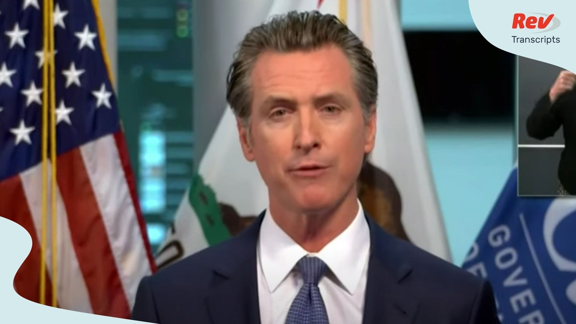 California Briefing April 22