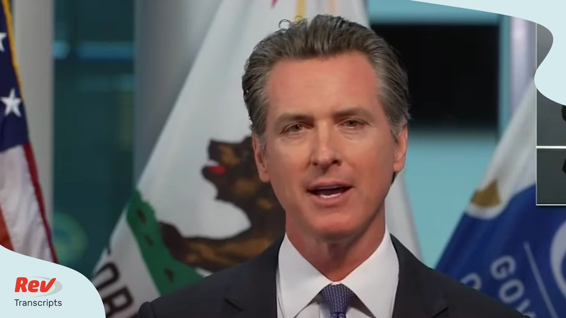 California Gavin Newsom Briefing April 13