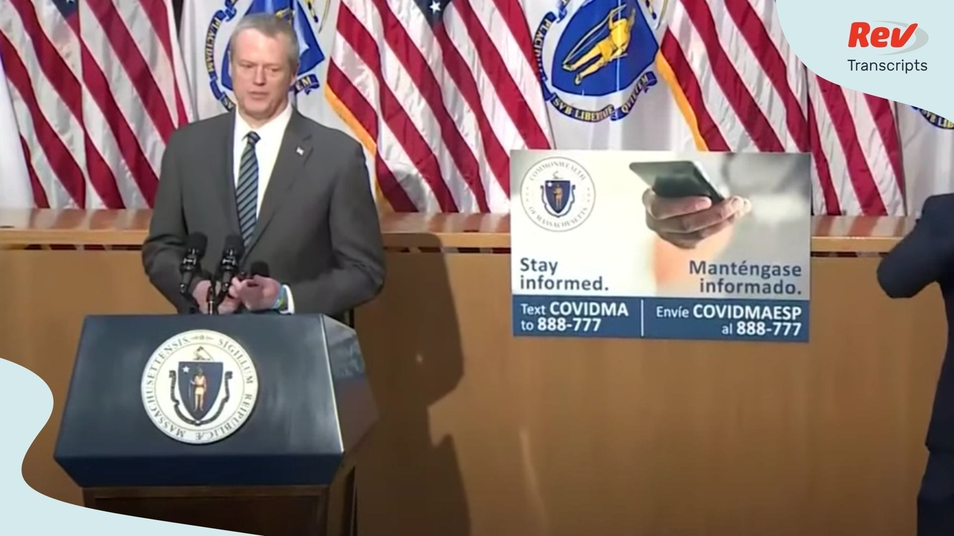 Charlie Baker Briefing Apr 28