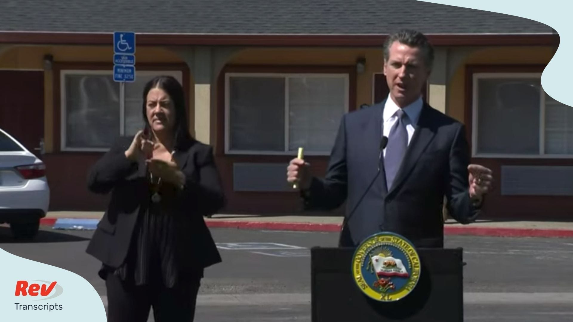 Governor Gavin Newsom COVID 19 Updates May 22
