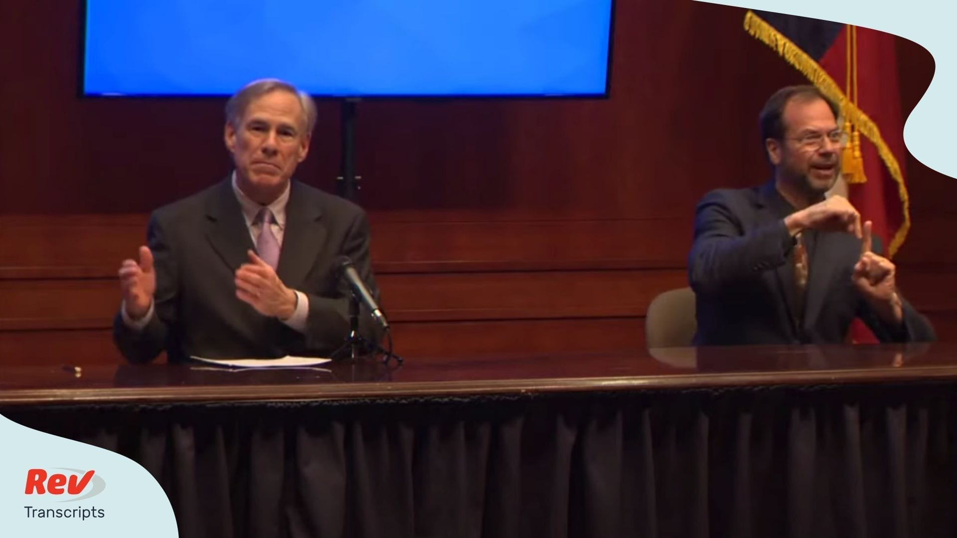 Greg Abbott Texas Coronavirus Transcript April 10