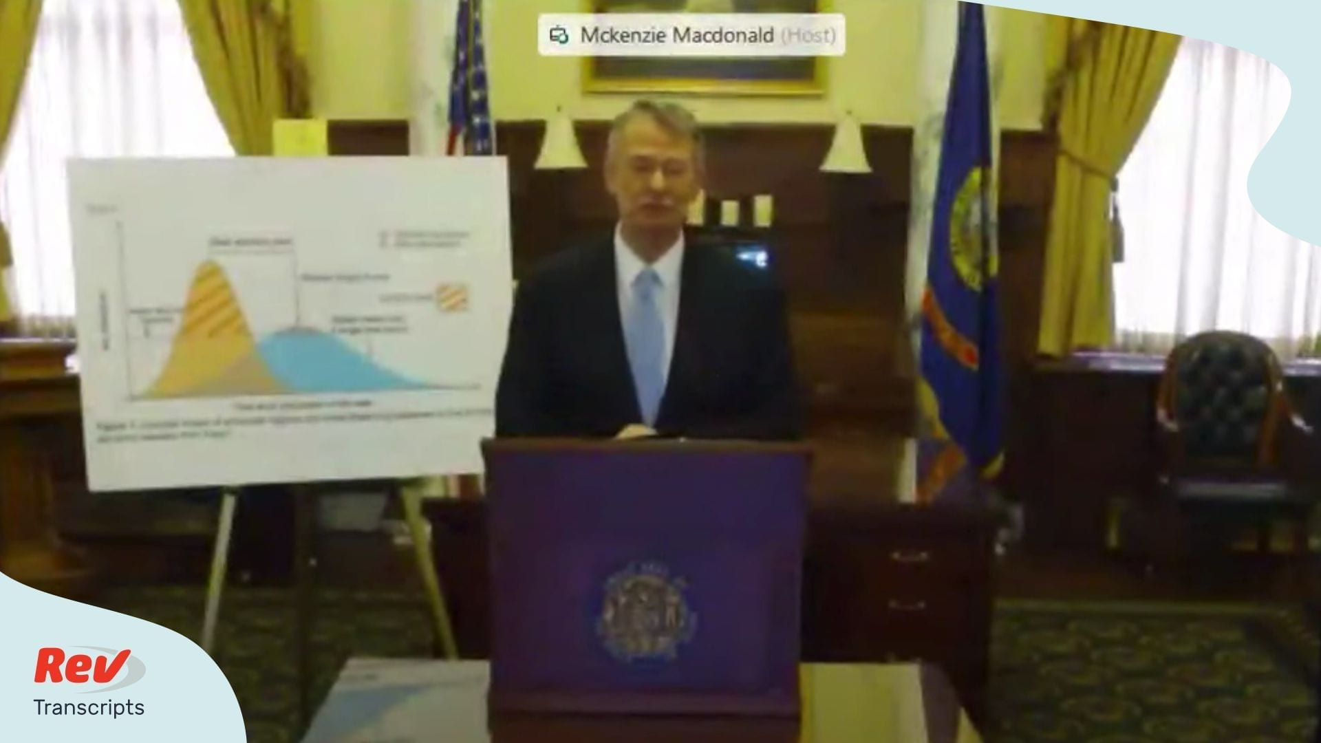 Idaho Governor Brad Little Press Briefing