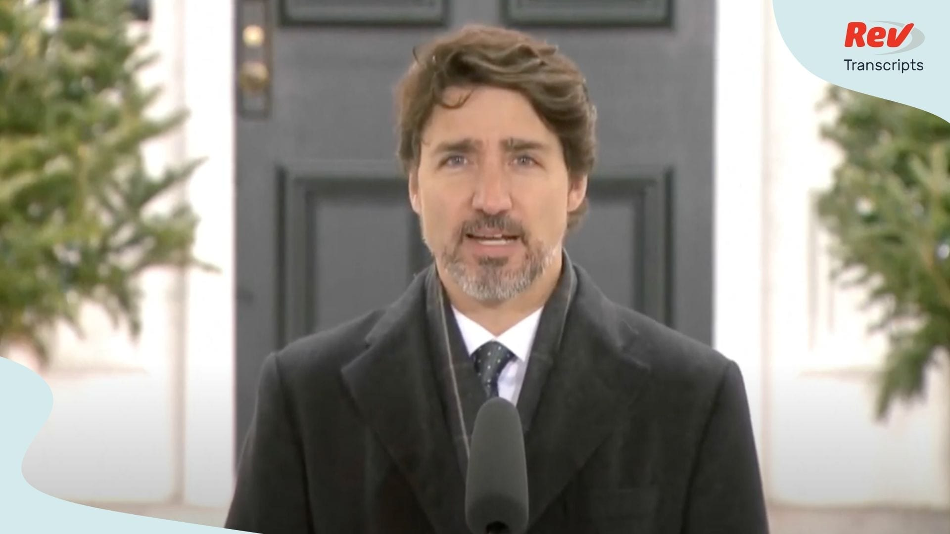 Justin Trudeau April 17
