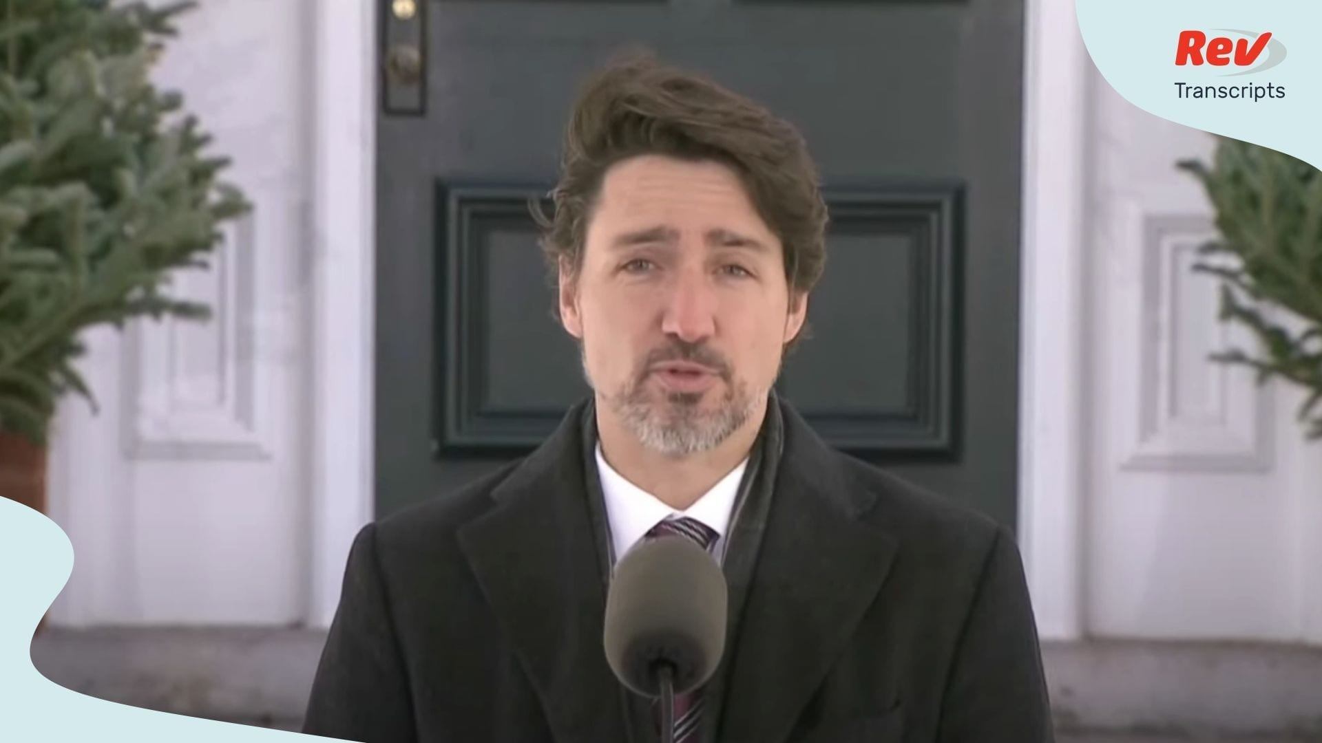 Justin Trudeau Canada Briefing April 15