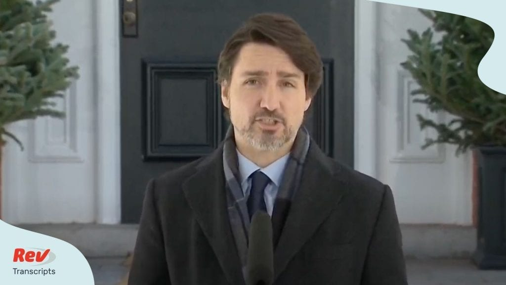 Justin Trudeau Canada Briefing April 23
