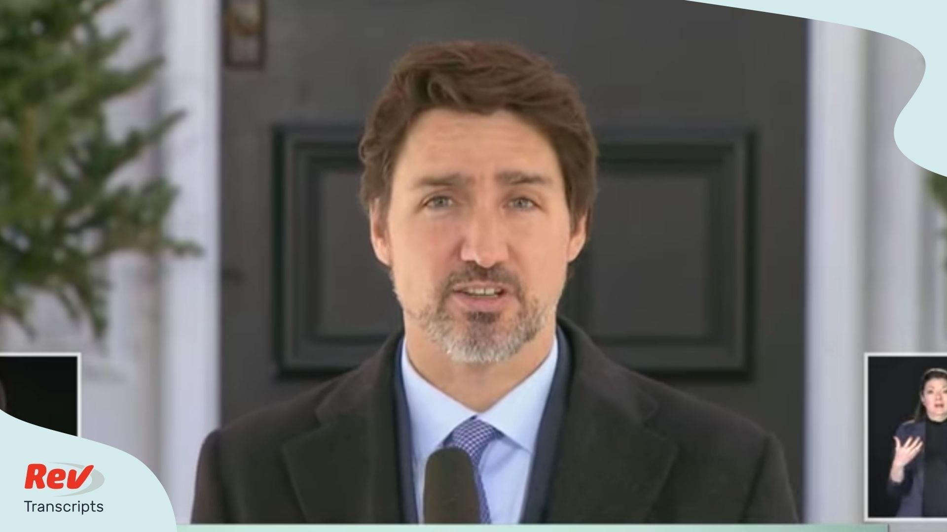 Justin Trudeau Coronavirus Canada Update April 1