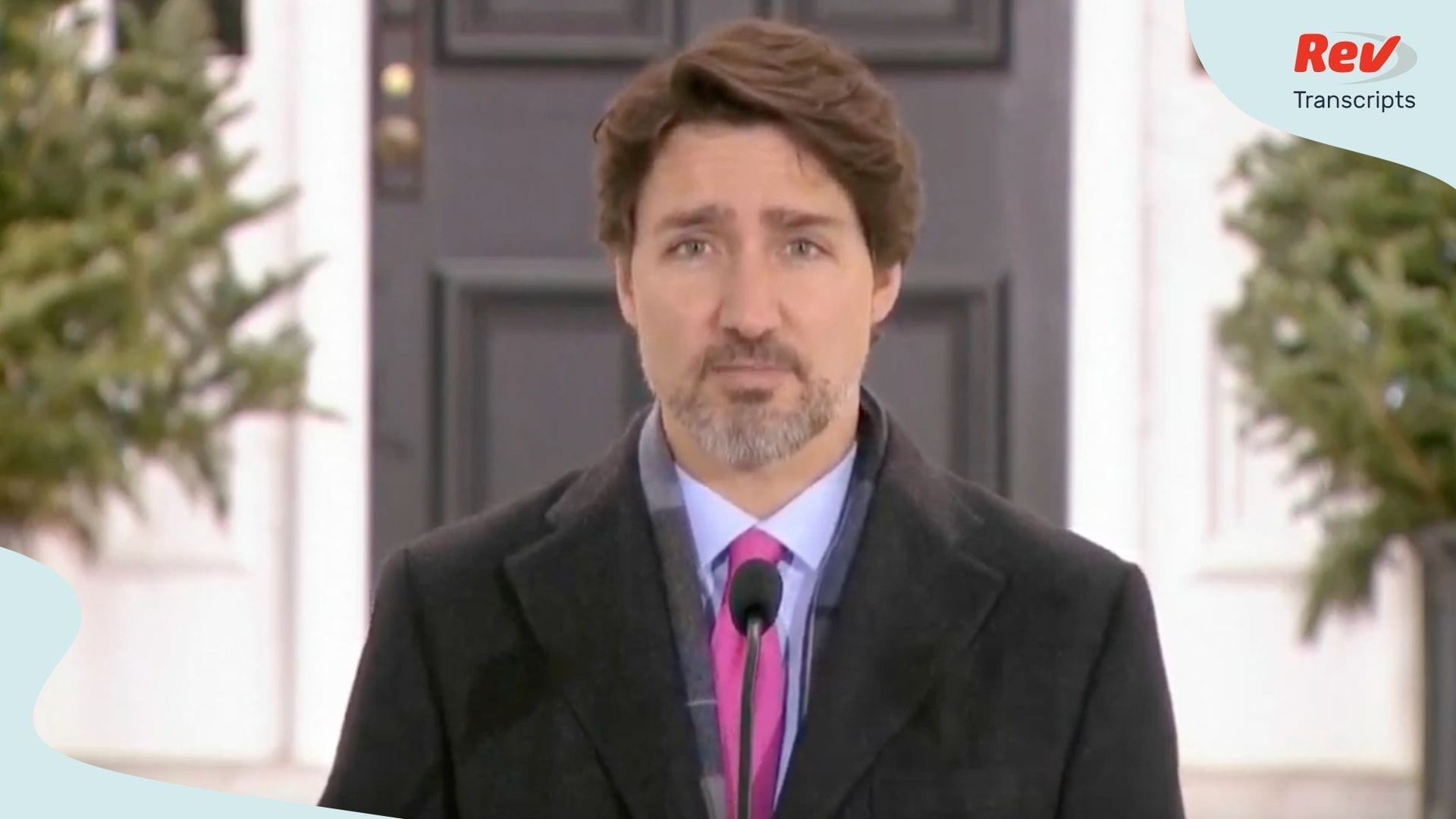 Justin Trudeau Press Conference April 8
