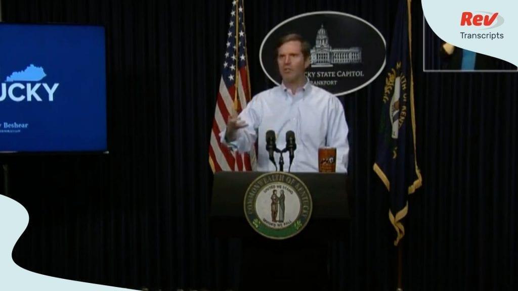 Kentucky Briefing April 15