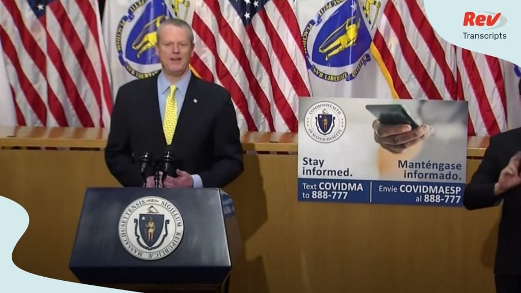 Massachusetts briefing april 16
