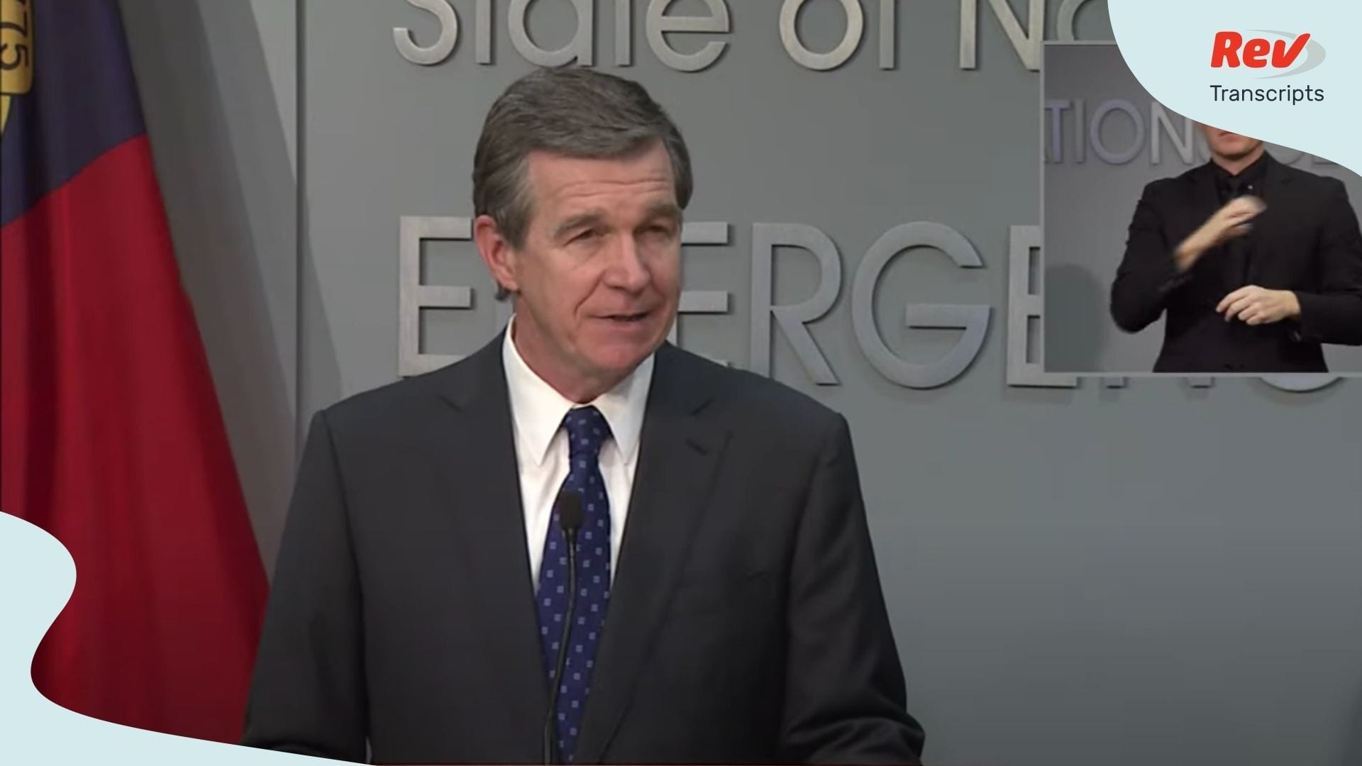 North Carolina Roy Cooper Apr 28