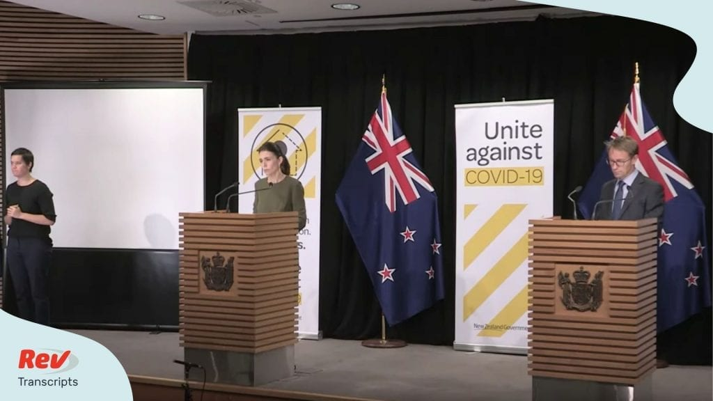 New Zealand Briefing April 7 COVID 19