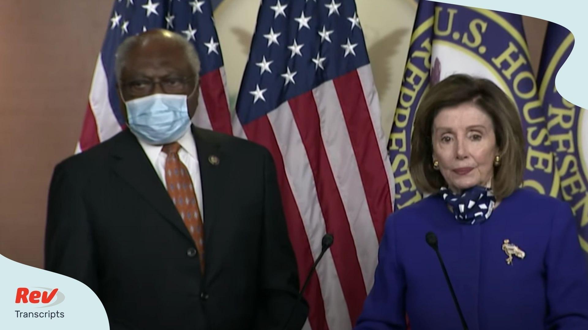 Pelosi Press Conference April 29