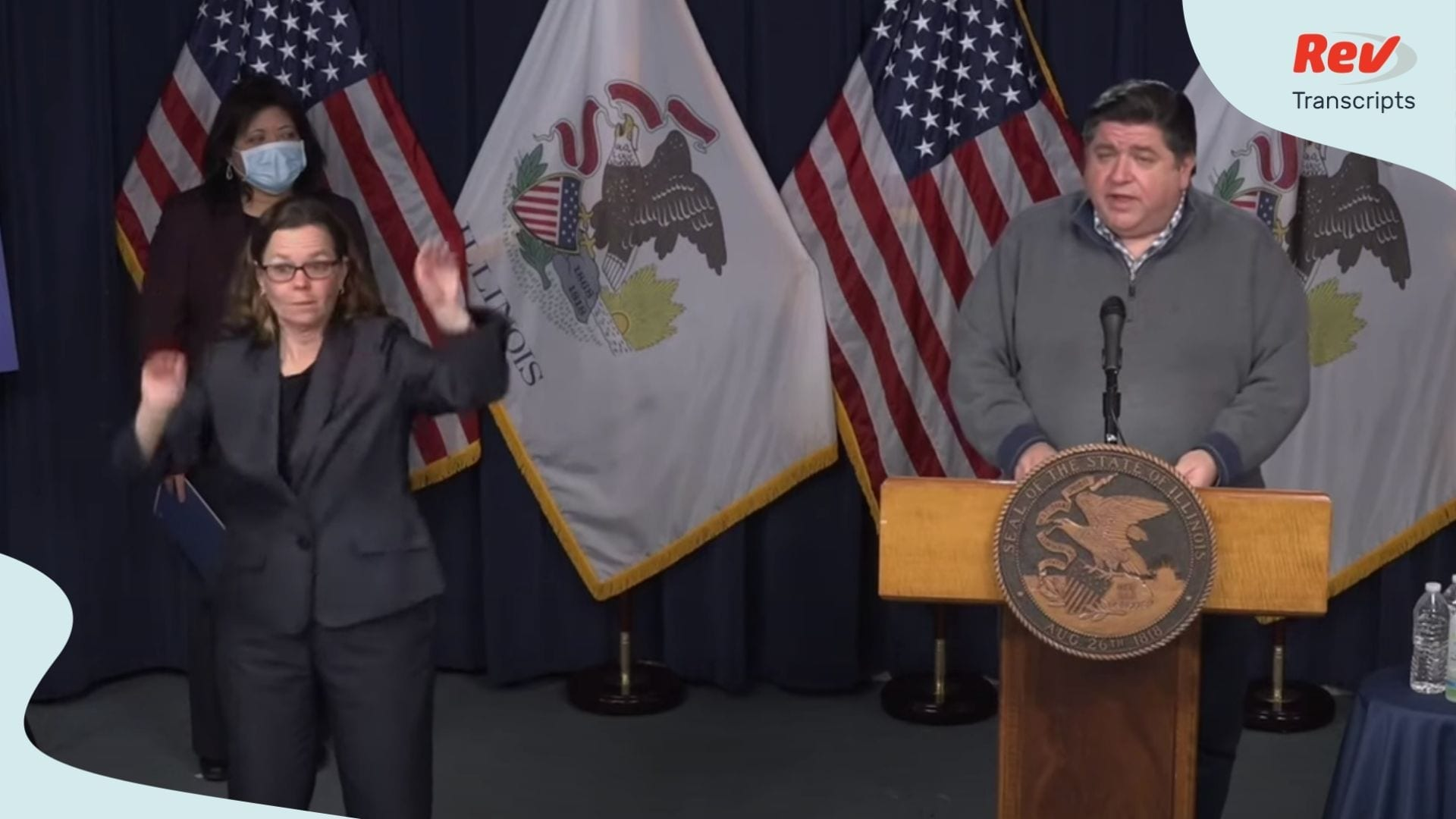 Pritzker April 25 Briefing