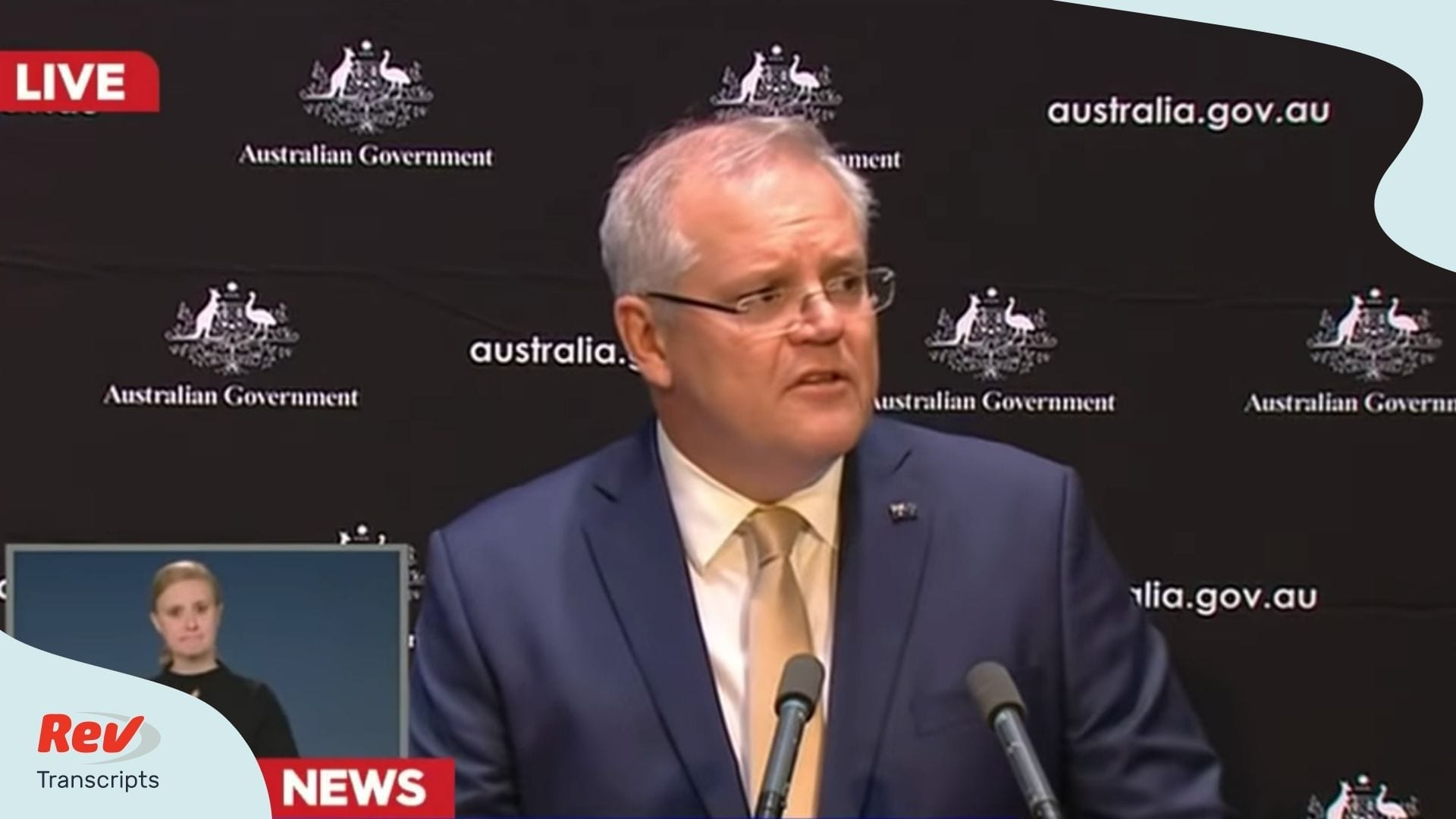 Scott Morrison Coronavirus Briefing April 2