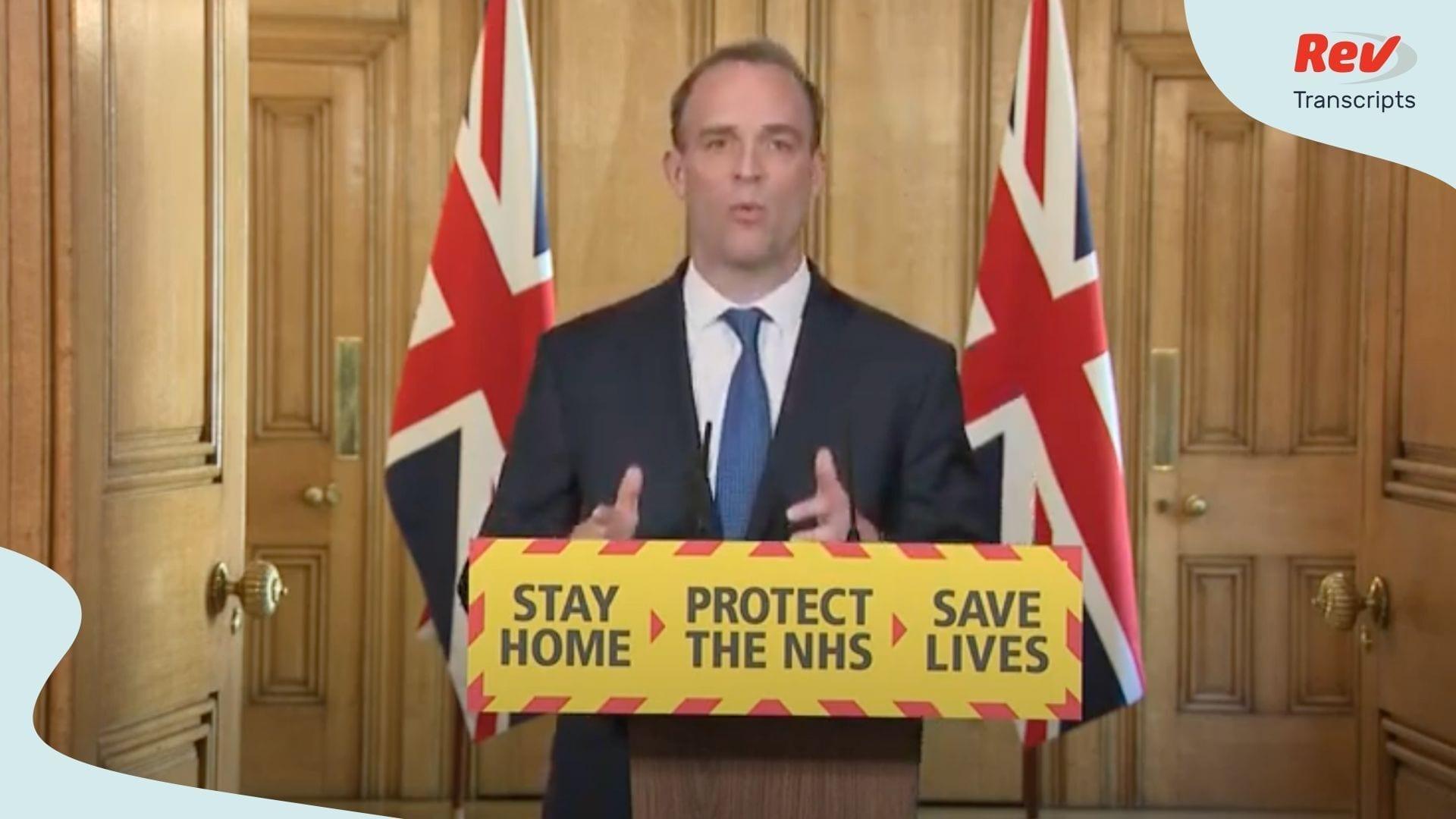 UK Briefing April 22