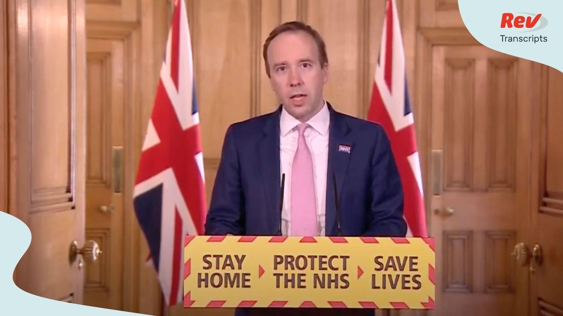UK Briefing April 23