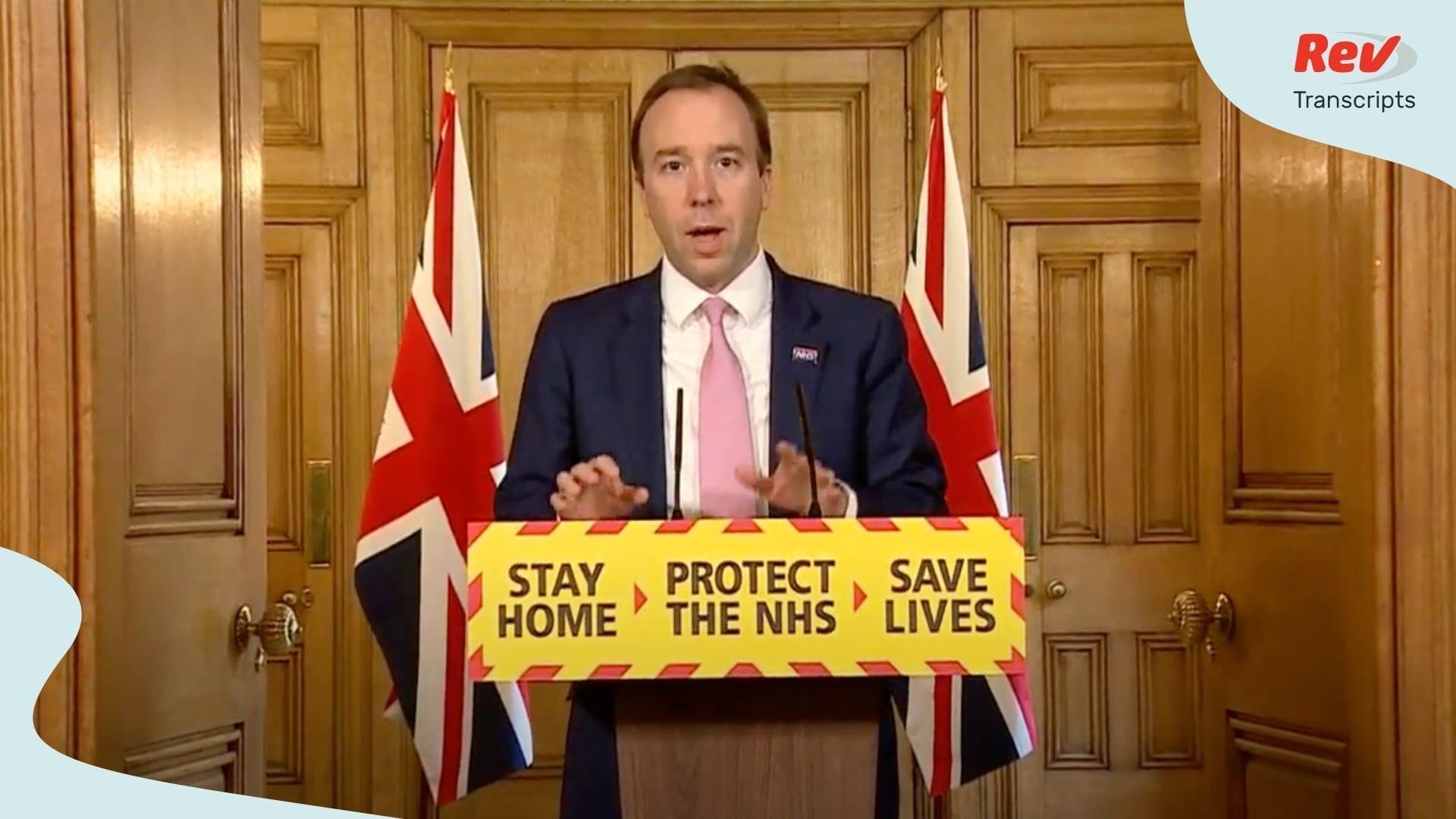 UK Briefing April 27