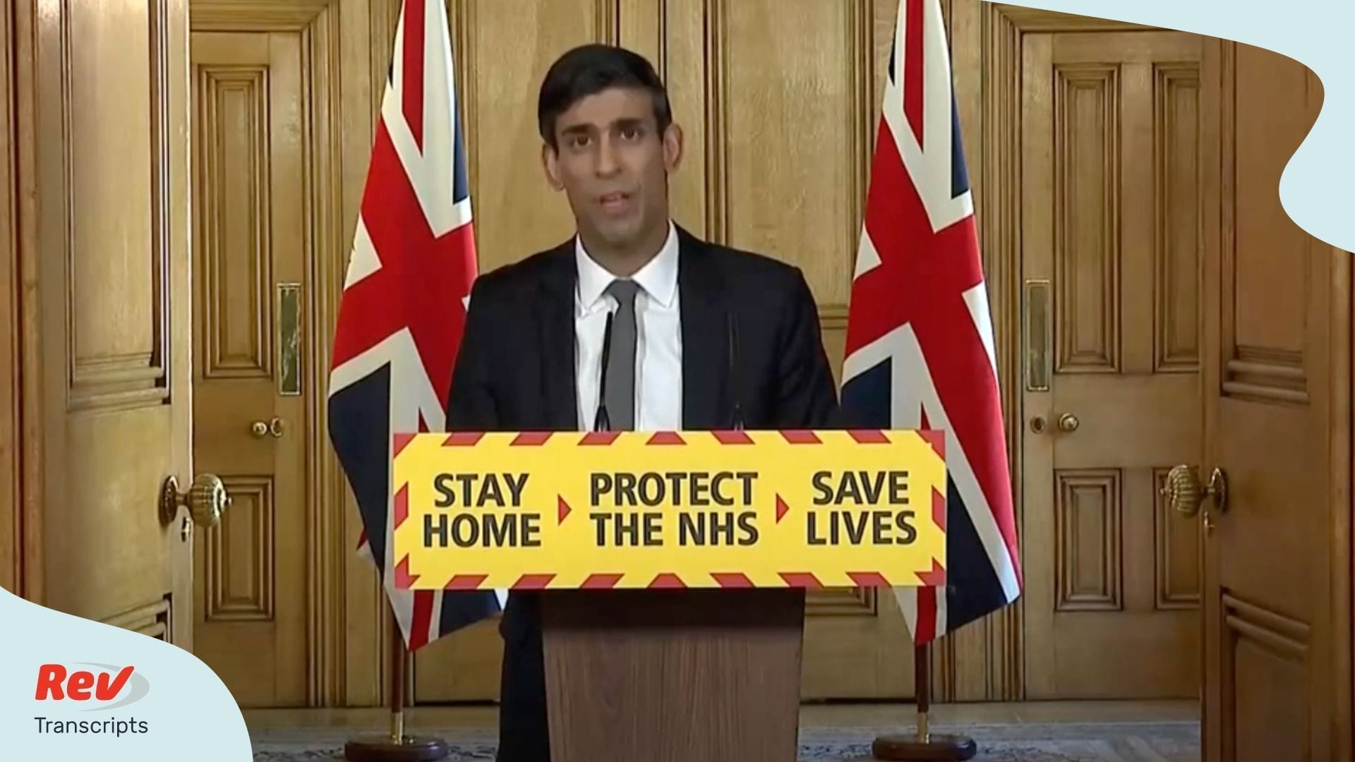 UK Coronavirus Briefing April 14