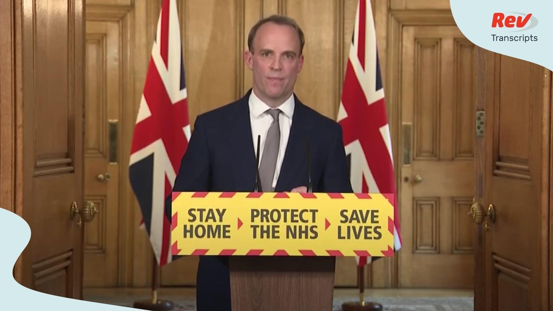 UK briefing April 16