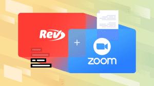 Rev Zoom Integration