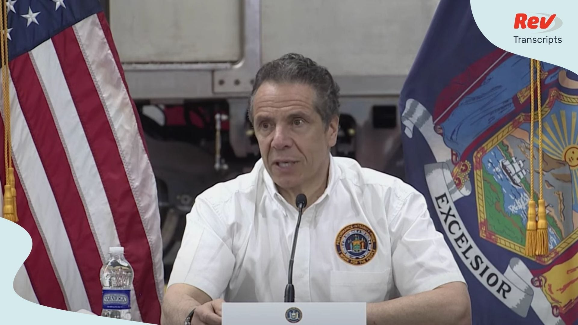 Andrew Cuomo Briefing May 2