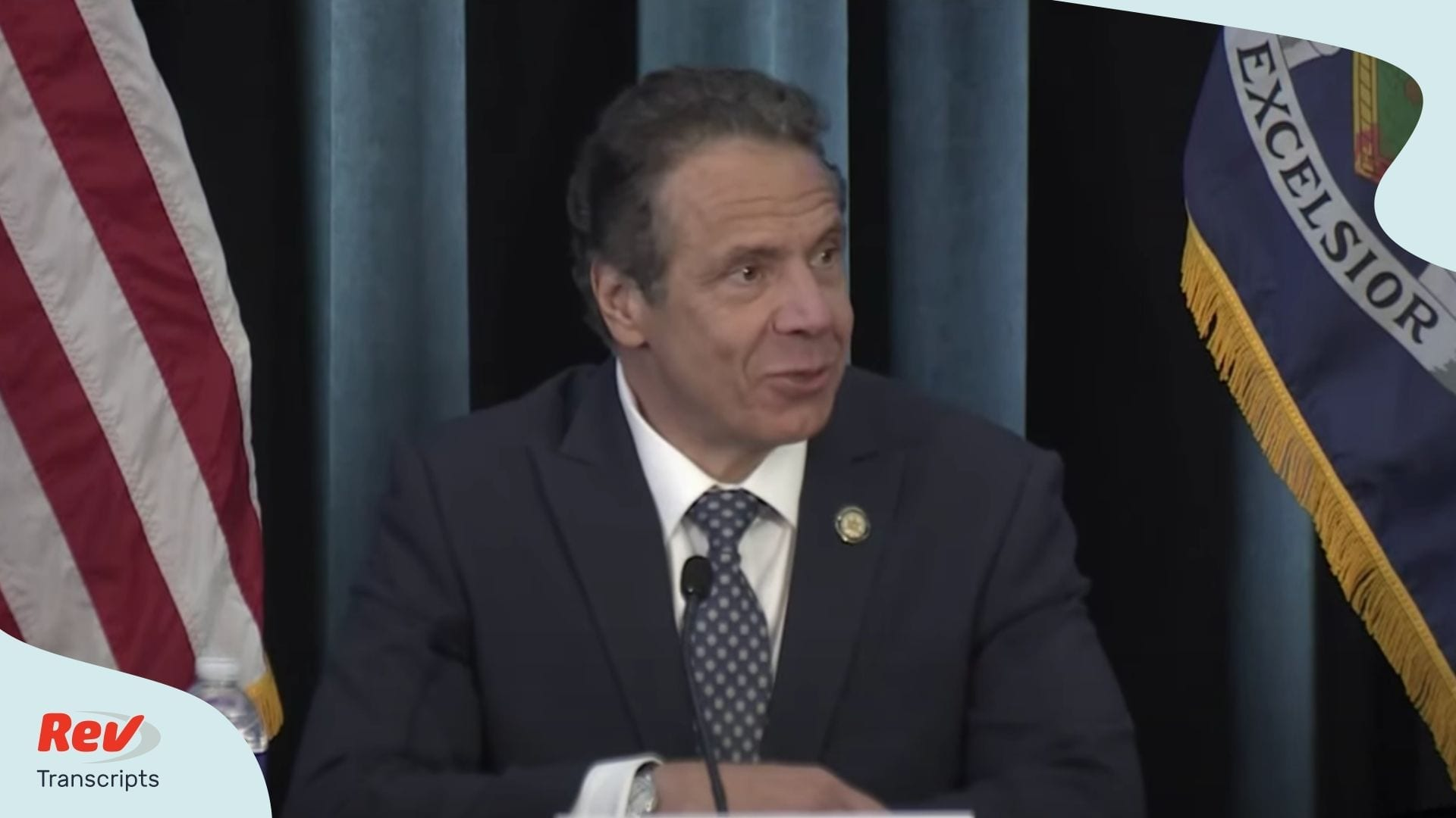 Andrew Cuomo Briefing May