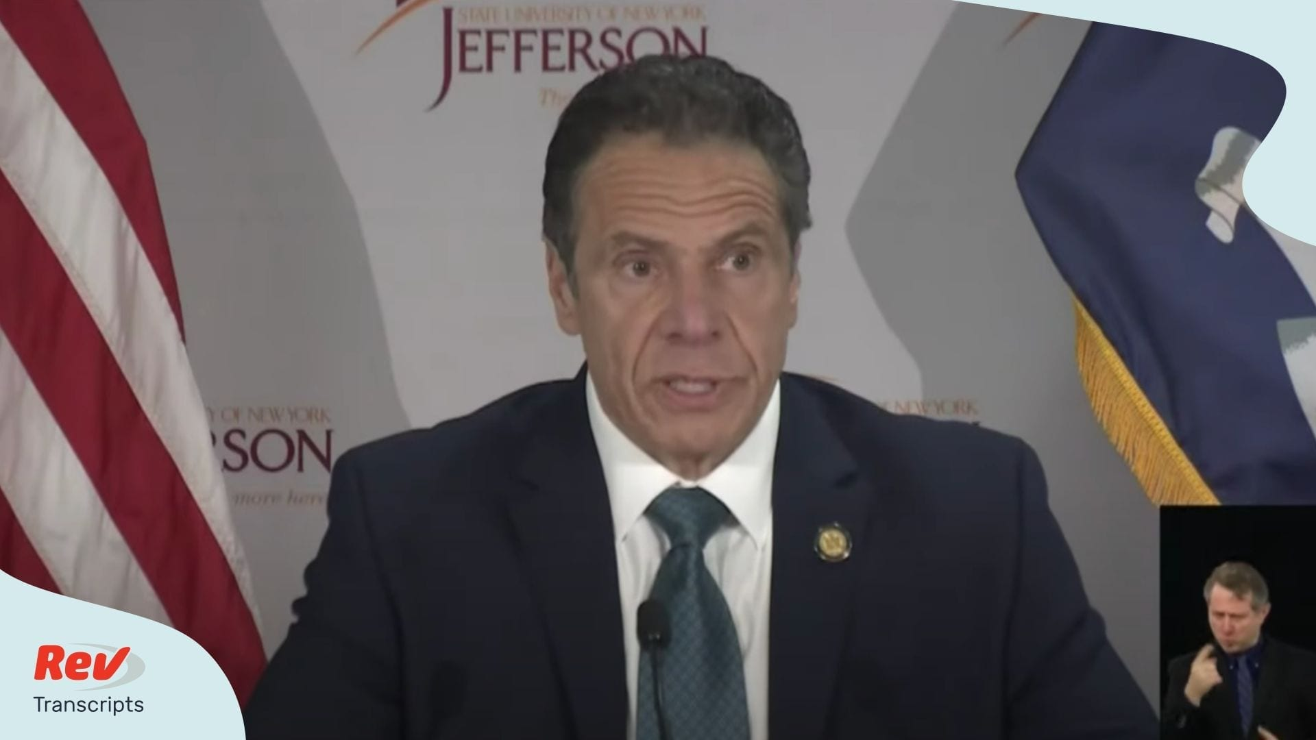 Andrew Cuomo Coronavirus Press Conference May 13