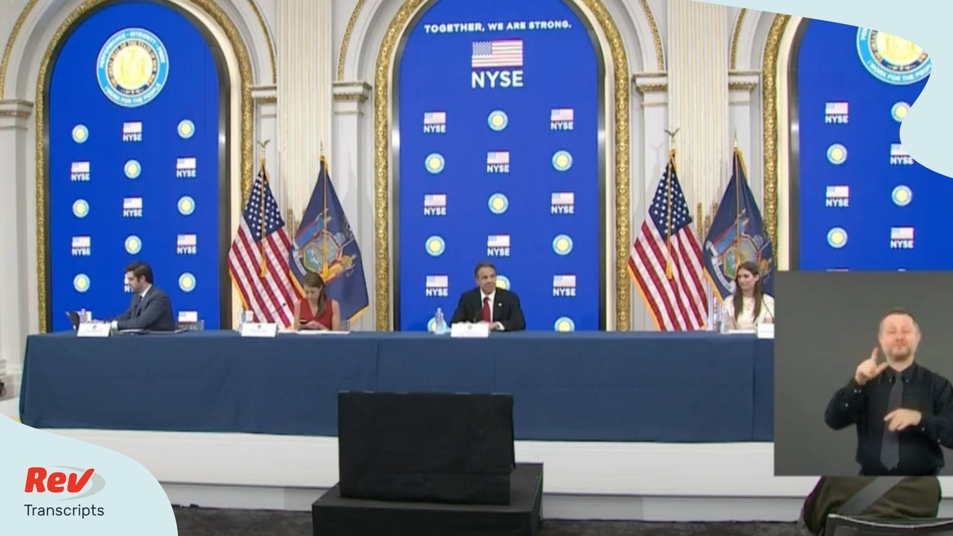 Andrew Cuomo New York Press Conference May 26