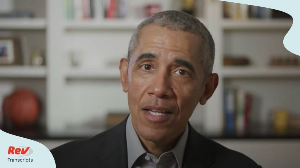 Barack Obama HBCU virtual commencement address