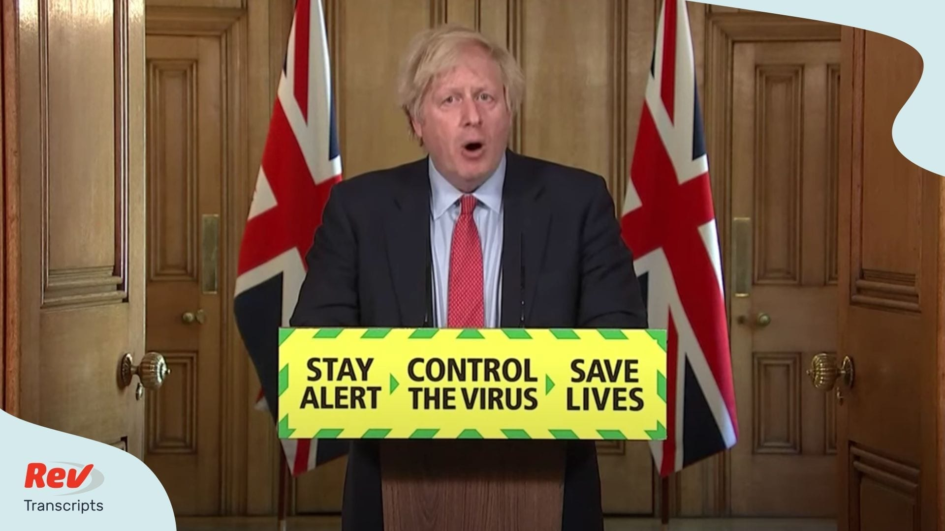 Boris Johnson Press Conference May 28