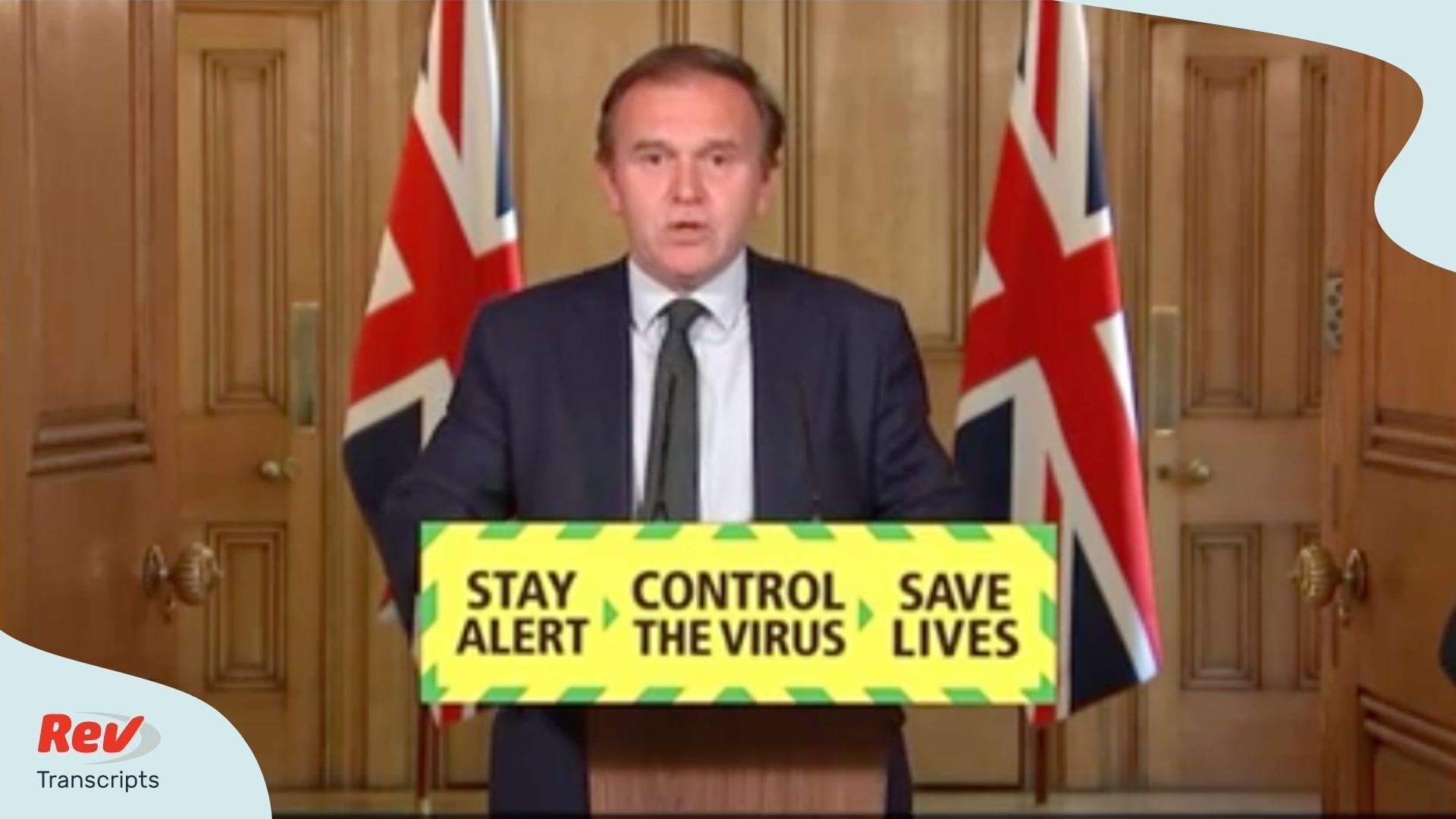 Great Britain Press Briefing May 19