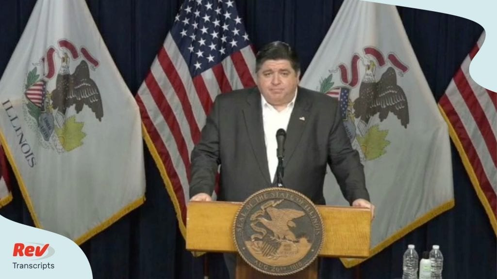 Illinois Pritzker Press Conference May 7