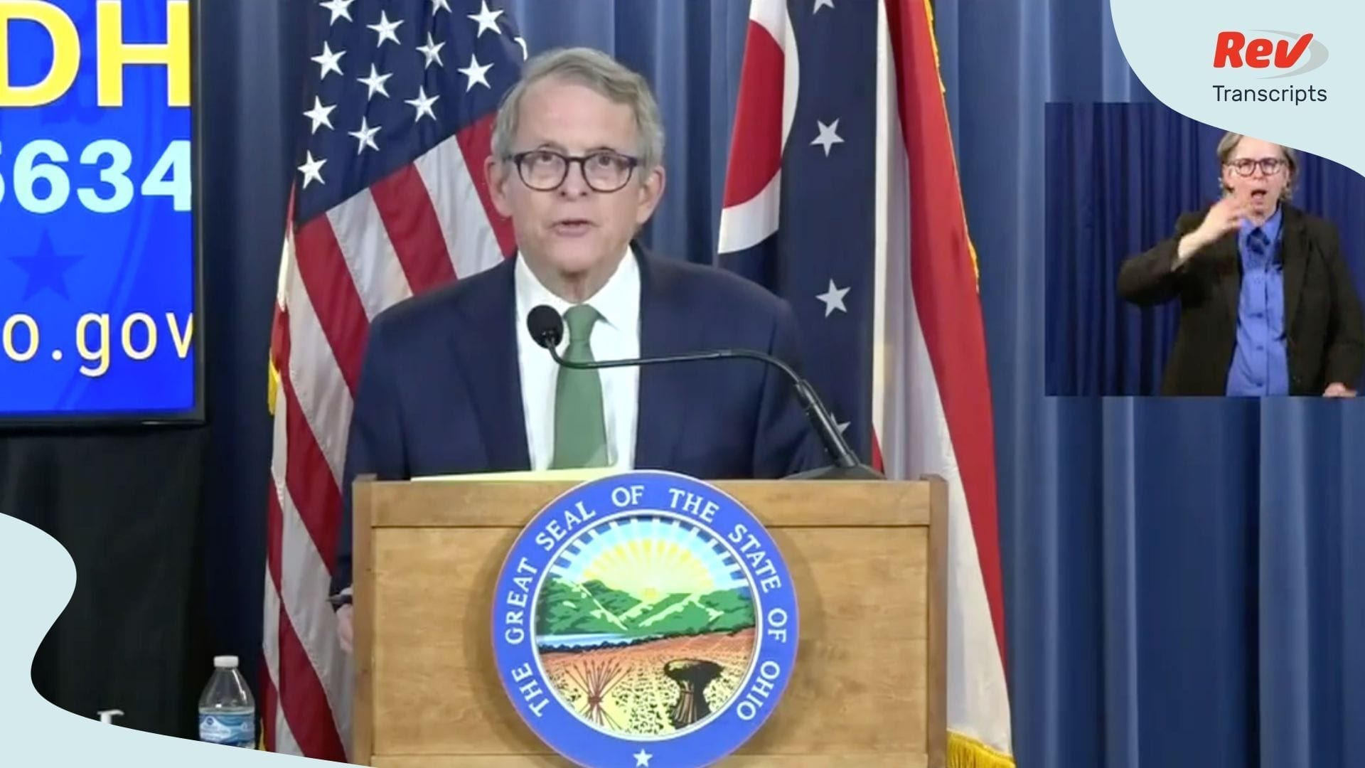 Mike DeWine May 5