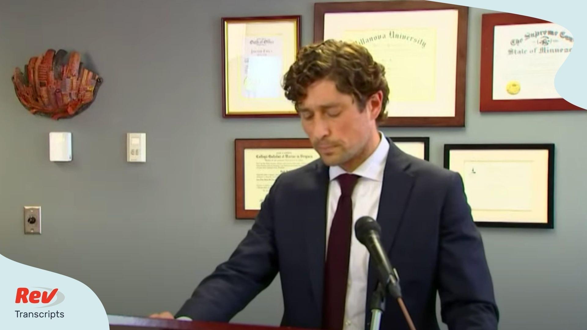 Minneapolis Mayor Jacob Frey Press Conference