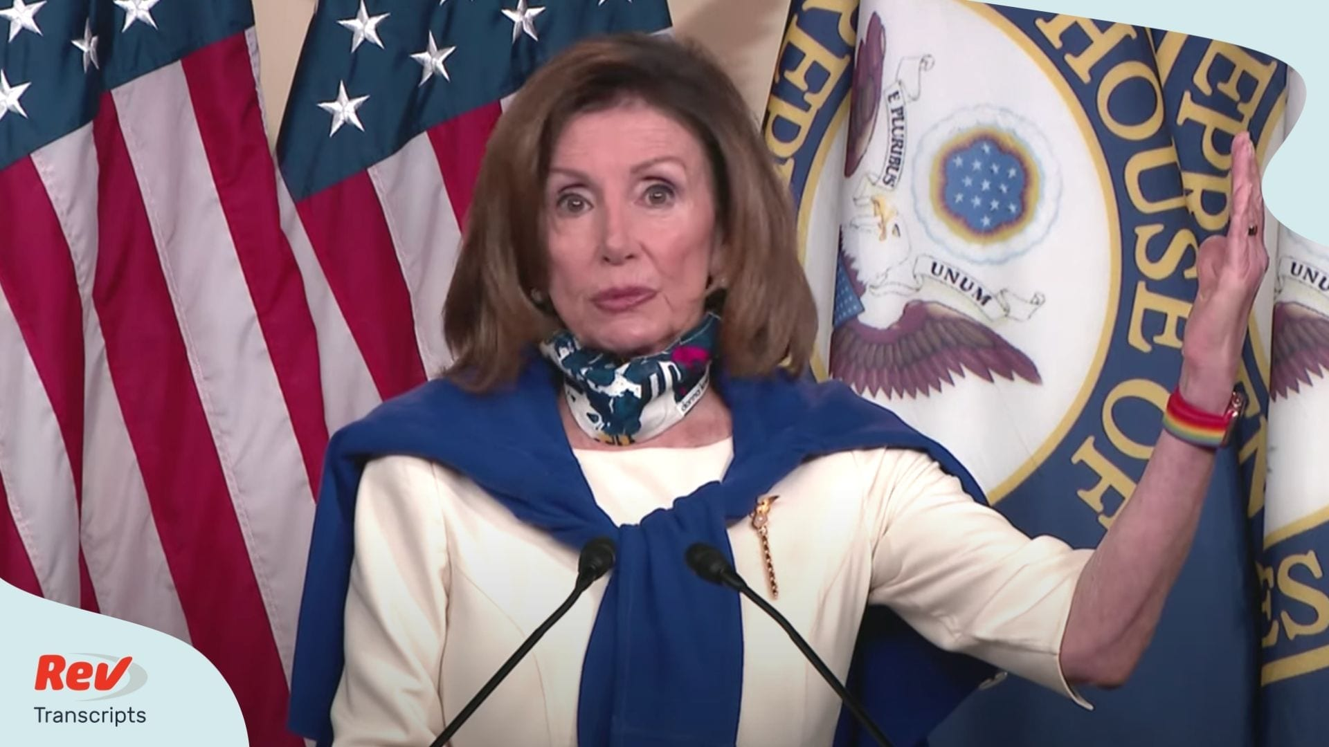 Nancy Pelosi Press Conference May 21