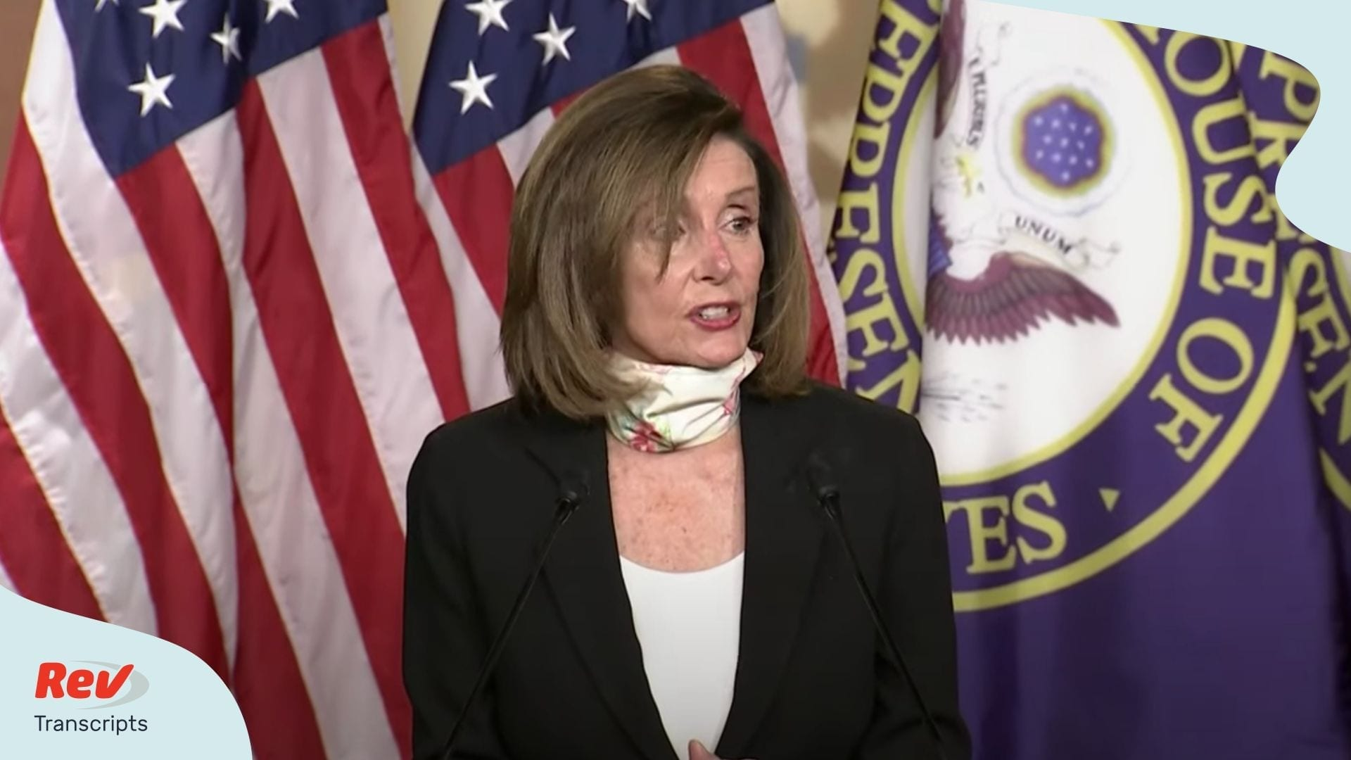 Nancy Pelosi Press Conference May 28