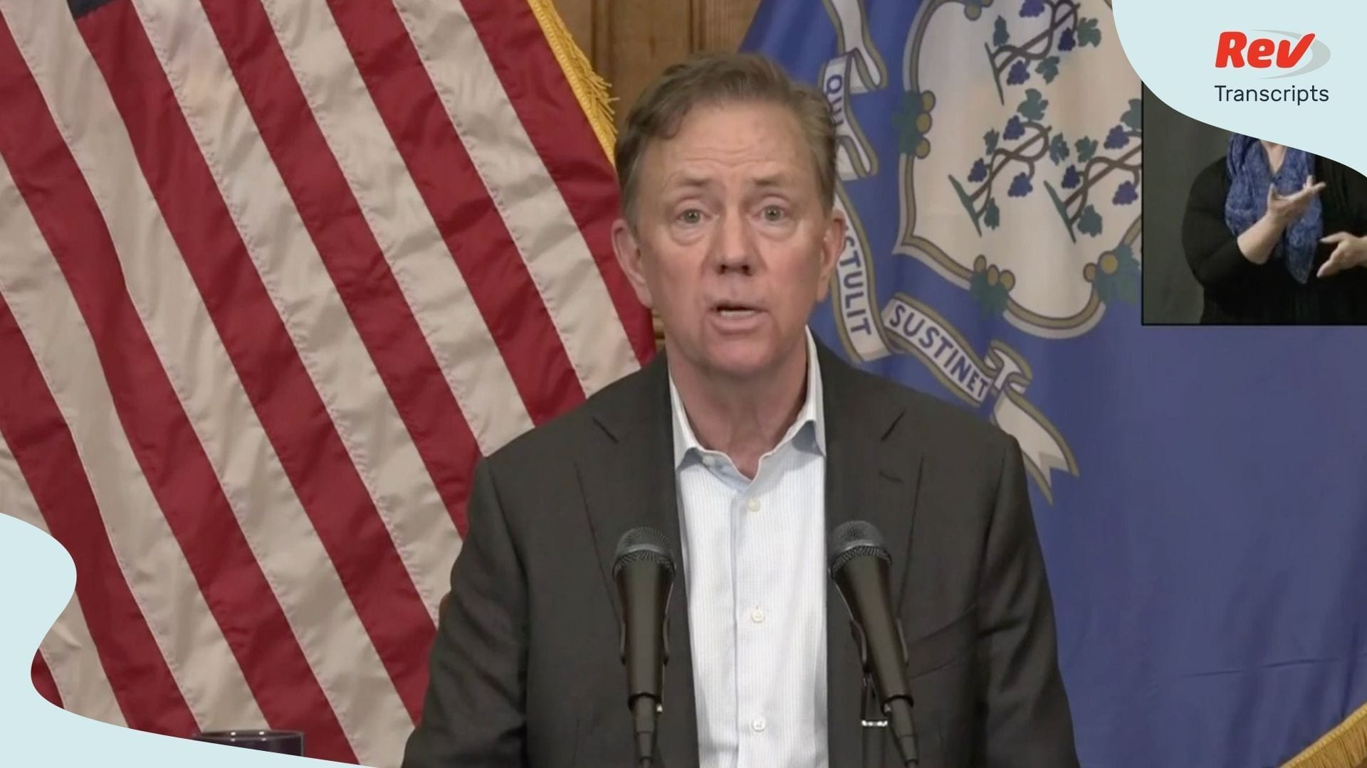 Ned Lamont May 1