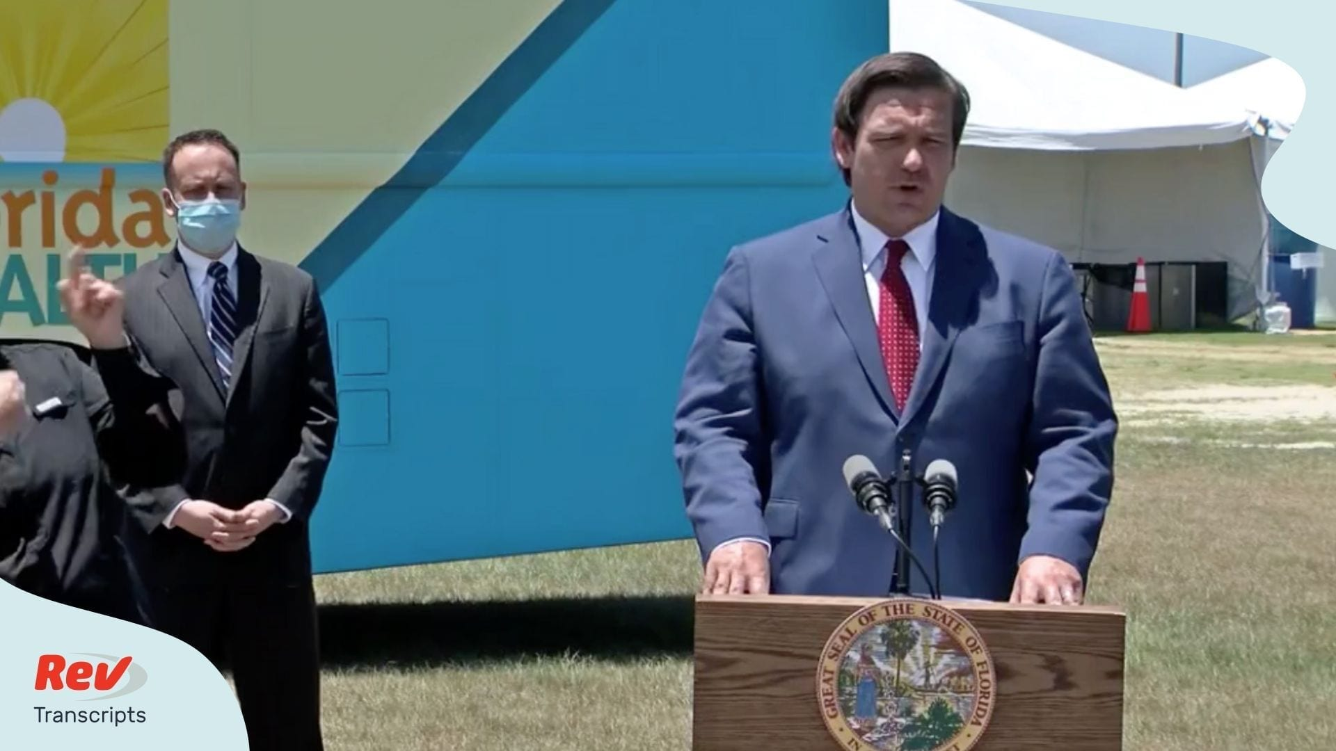 Ron DeSantis May 8 Coronavirus Press Conference