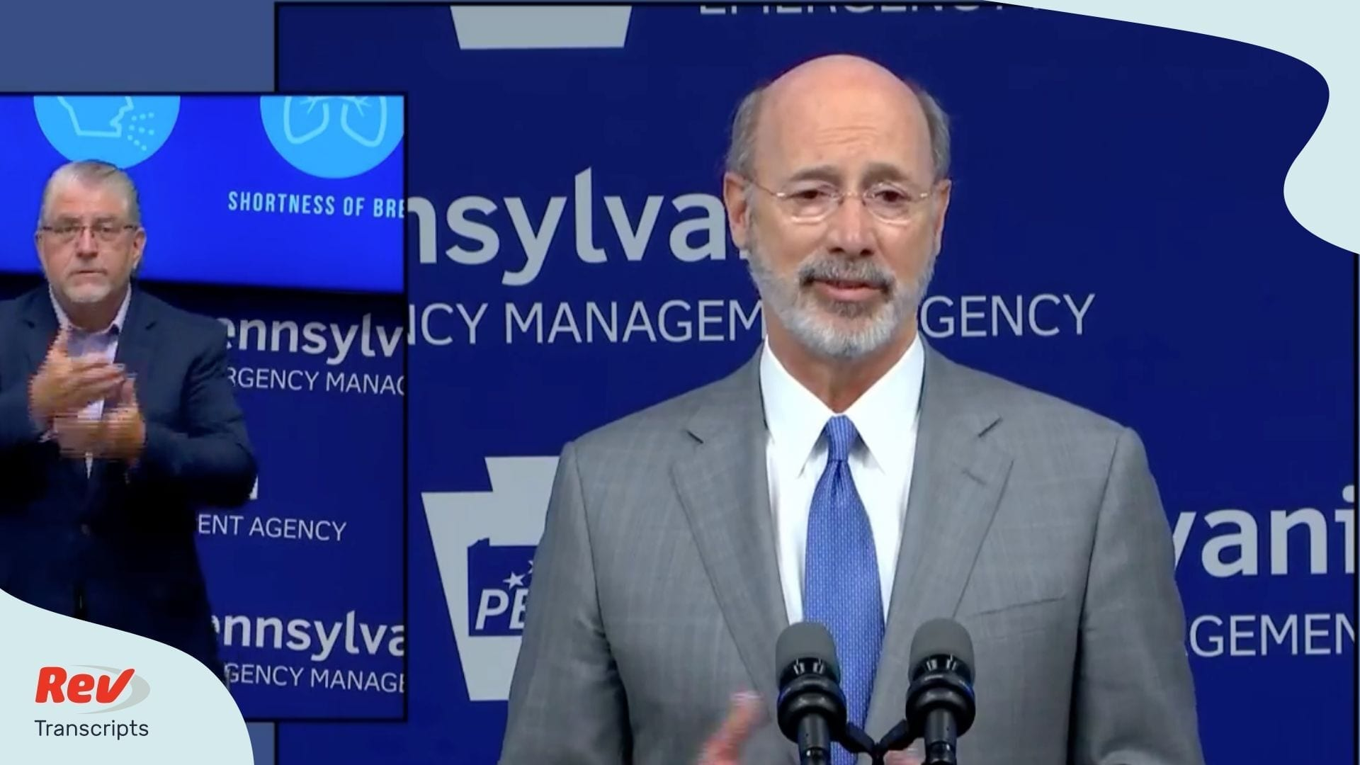 Tom Wolf Pennsylvania Press Conference May 26