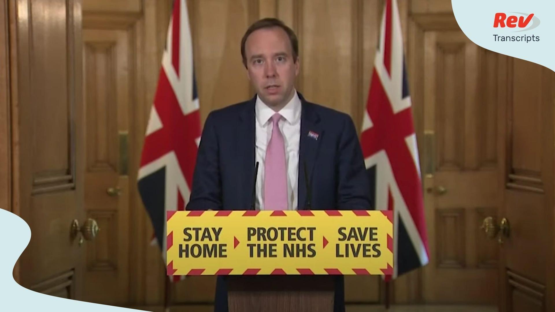UK Briefing May 1