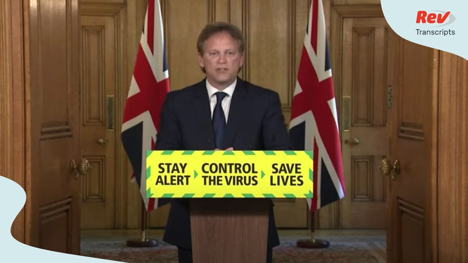 UK Coronavirus Briefing Transcript Grant Shapps May 14